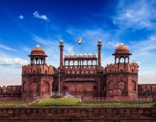 Foto Lightning Protection Lightning Protection 10 red_fort_india
